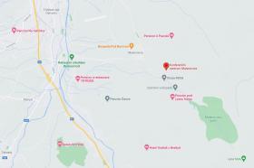 malenovice-mapa
